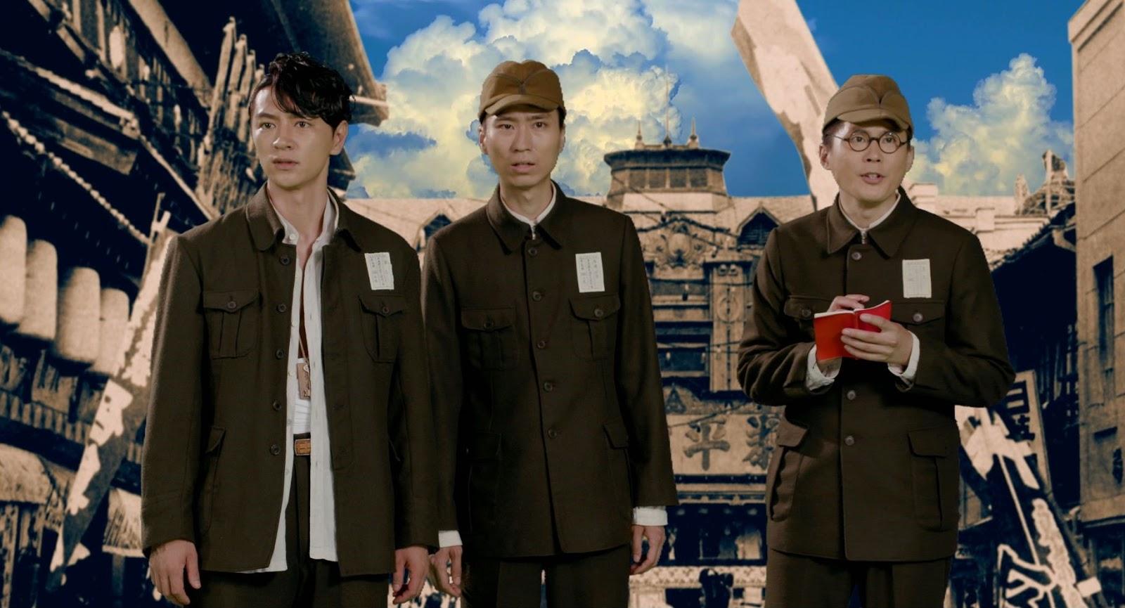 Fotograma de la película «Laberinto de cine».