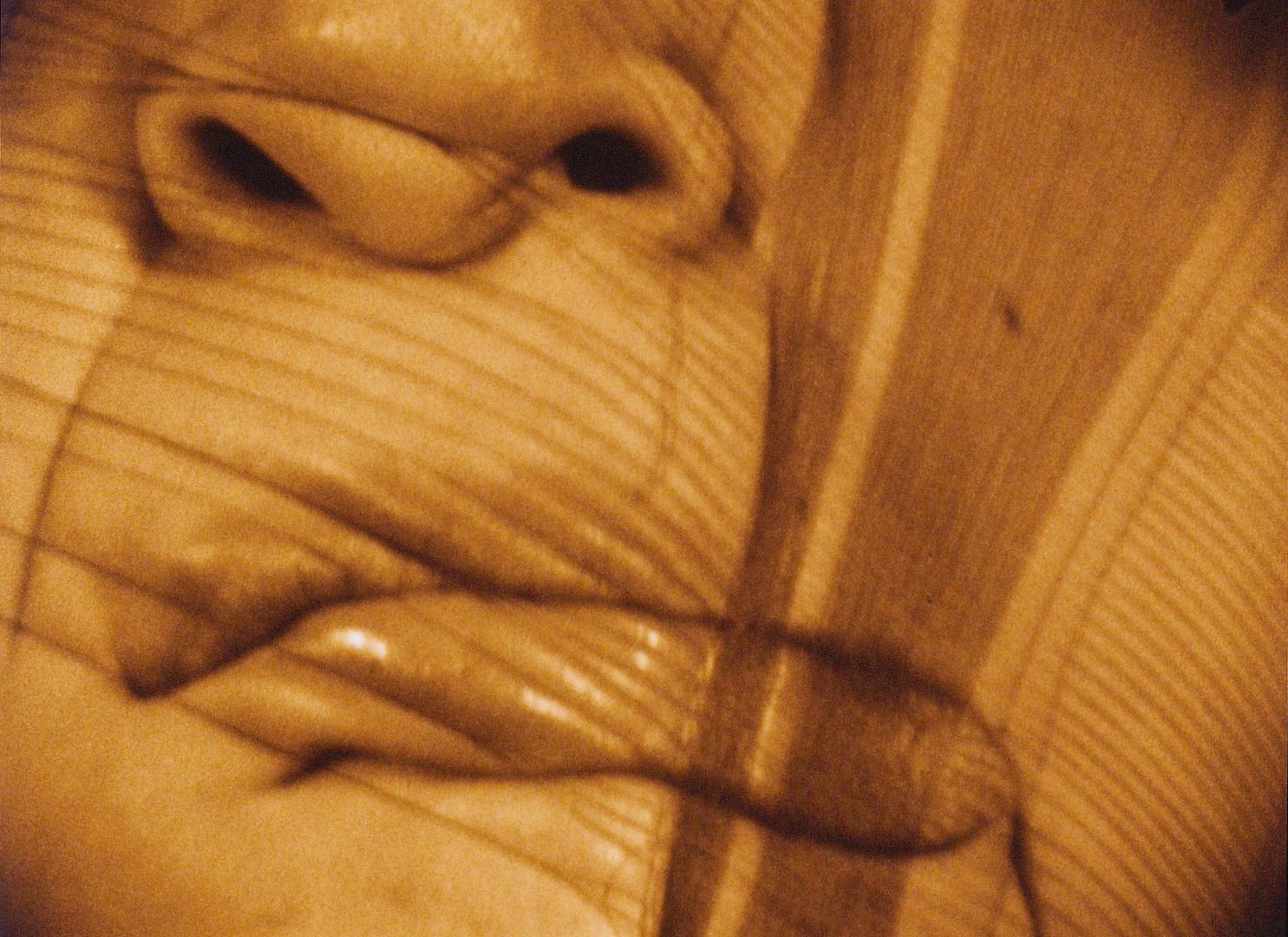 Fotograma de la película NavelFabel (1984).