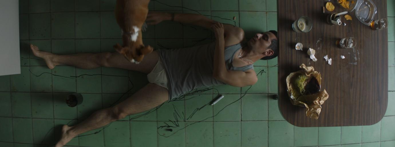 Fotograma de «Una película de policías» de Alonso Ruizpalacios.
