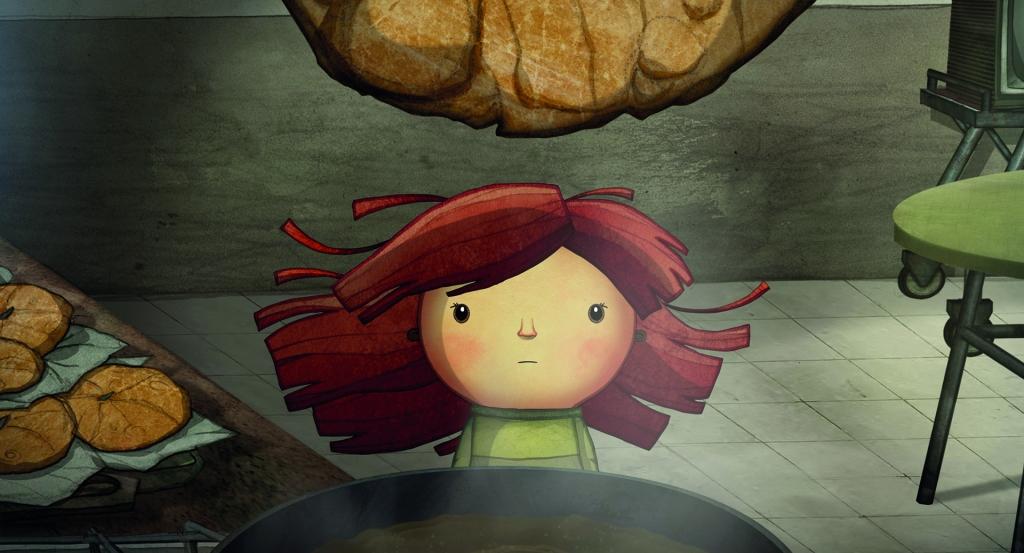 Fotograma de la película Anina.