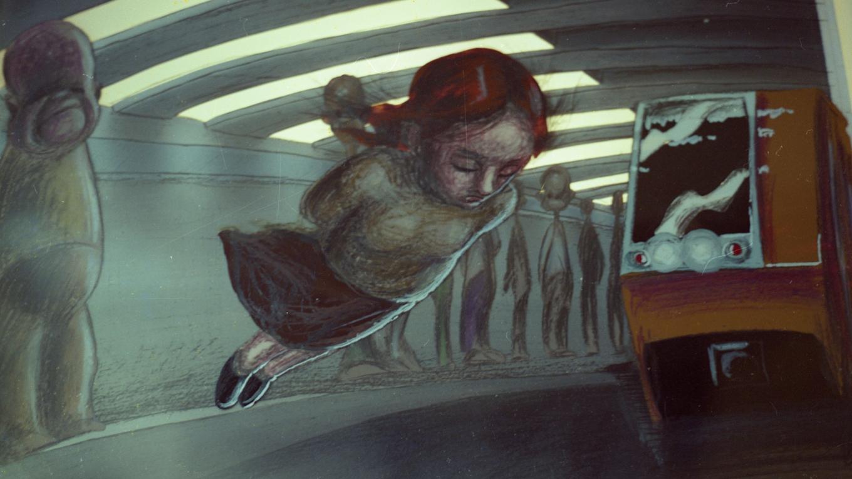 Fotograma de la película El héroe.