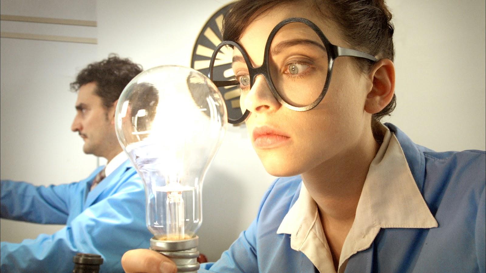 Fotograma de la película Luminaris.