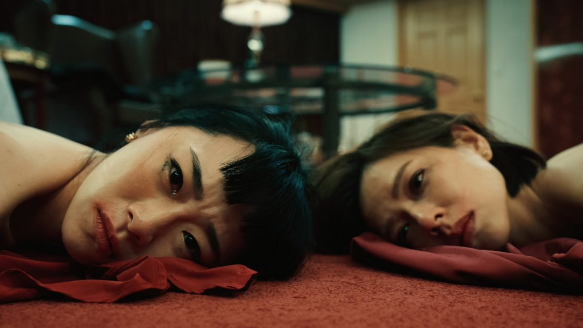 "Fotograma de la película ""Nina Wu"" de Midi Z."