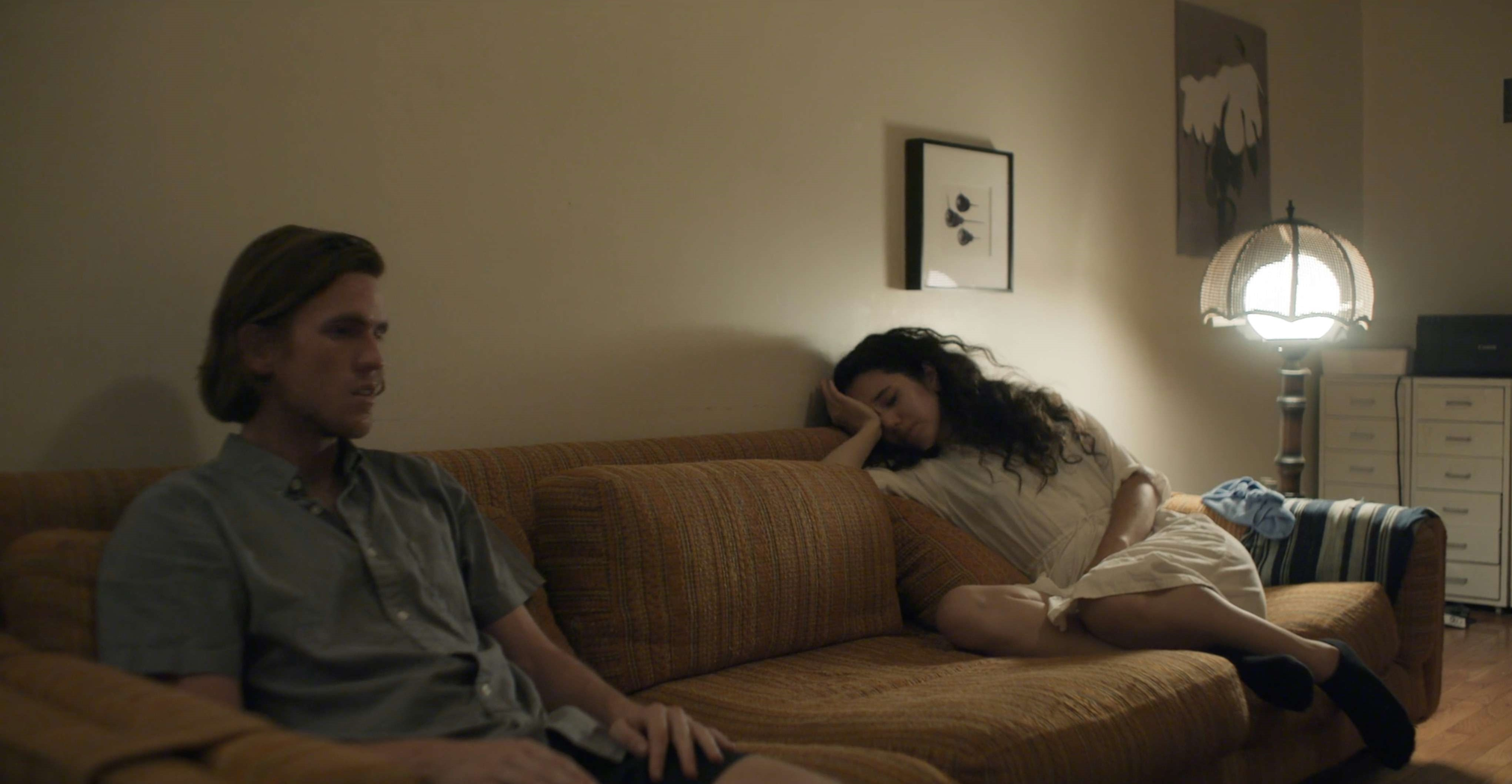 "Fotograma de la película ""Actual People"" de Kit Zauhar."