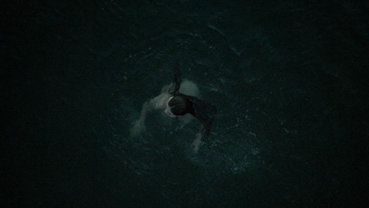 """Fotograma de la película """"La Paloma y el lobo"""" de Carlos Lenin."""