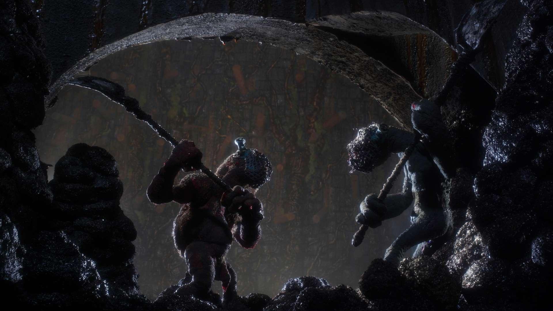 Fotograma de la película «Mad God» de Phil Tippett.