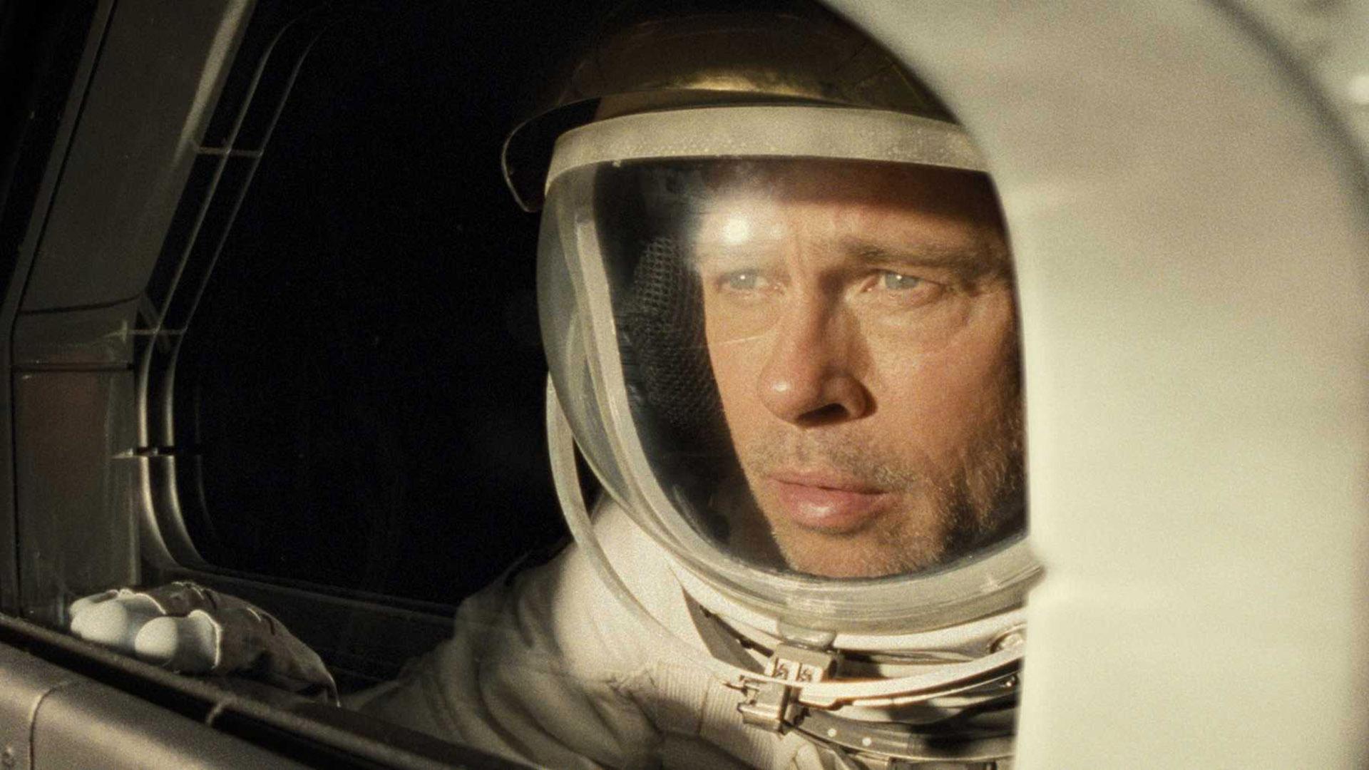 """Fotograma de la película """"Ad Astra"""" de James Gray."""