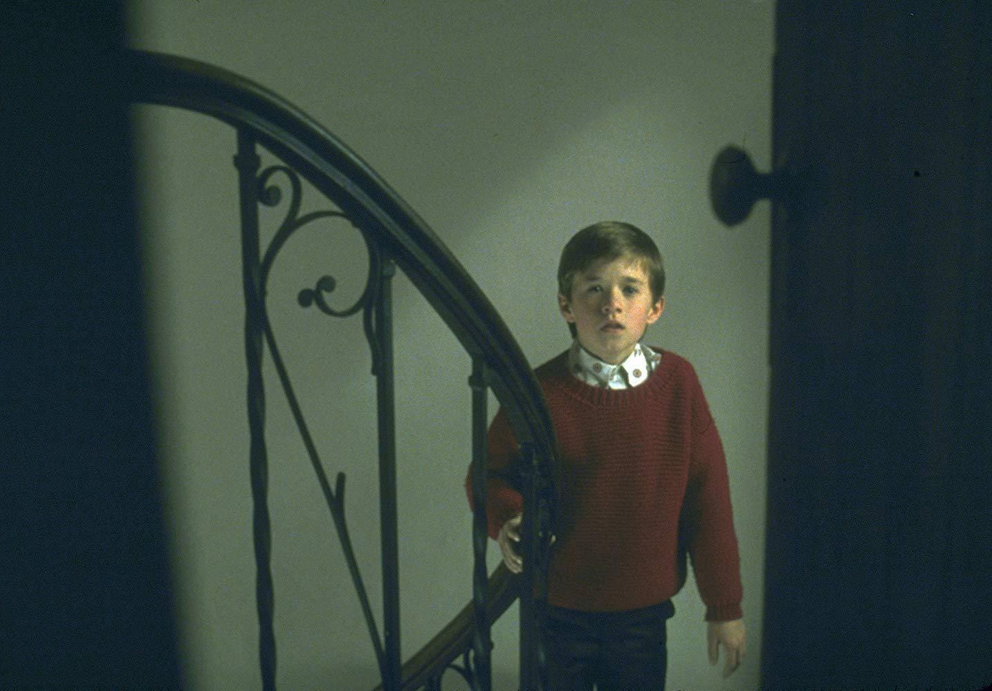 """Fotograma de la película """"El sexto sentido"""" de M. Night Shyamalan."""
