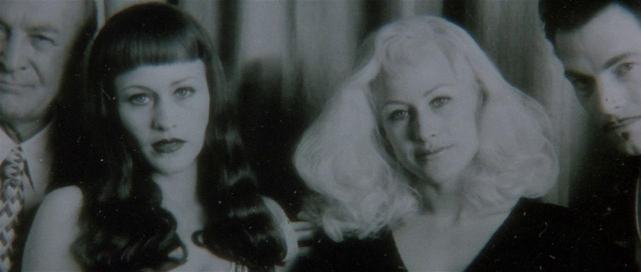 """Fotograma de la película """"Carretera Perdida"""" de David Lynch."""