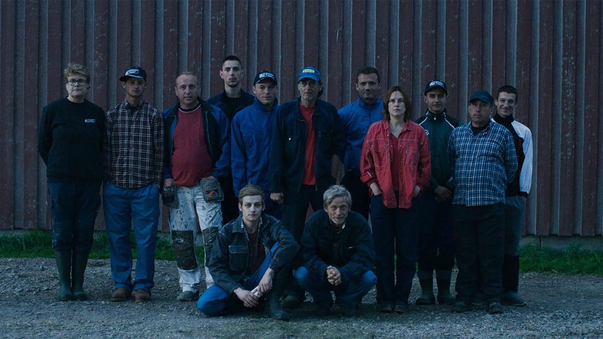 """Fotograma de la película """"Temporada"""" de John Skoog."""